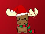 Christmas-Deer-HD-Wallpapers